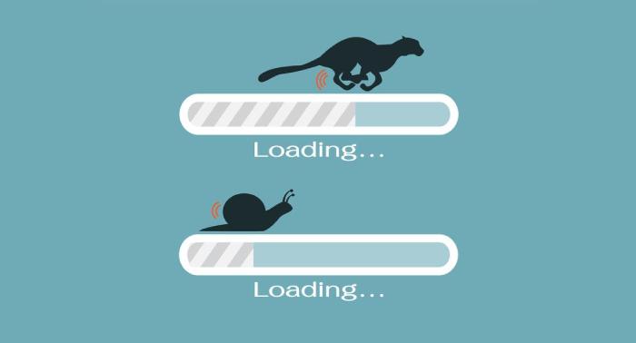 Tốc độ tải trang ảnh hưởng SEO Website