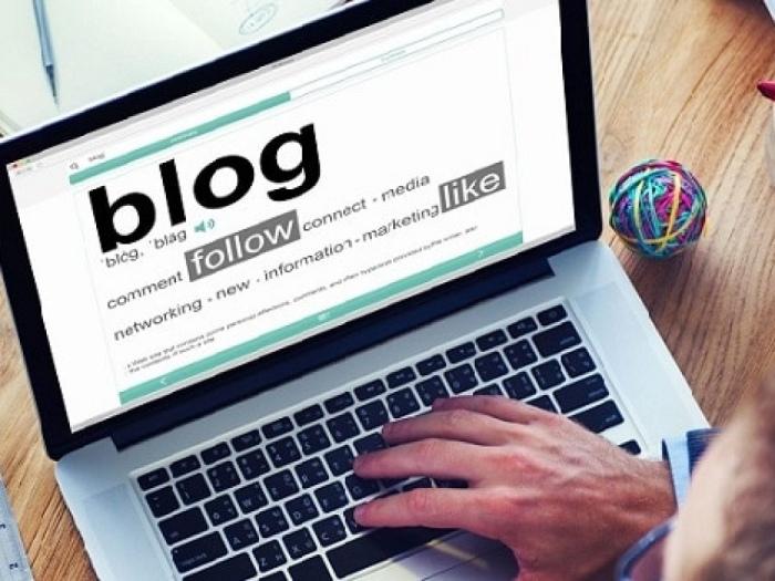 Blog là nền tảng quen thuộc giúp doanh nghiệp, cá nhân sáng tạo nội dung