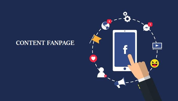 Content Fanpage là yếu tố quan trọng mà mọi doanh nghiệp đều phải chú trọng đến